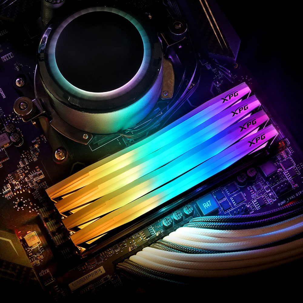 SPECTRIX D60G DDR4 RGB Memory Module