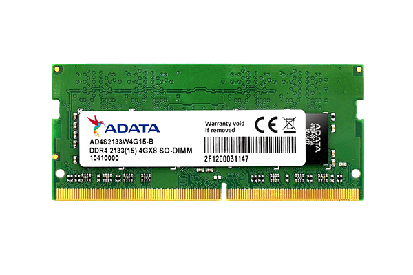 DDR4 2133 SO-DIMM